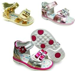 1 Pair Shoes Toddler Kids Baby Support Orthopedic Sandals Gi