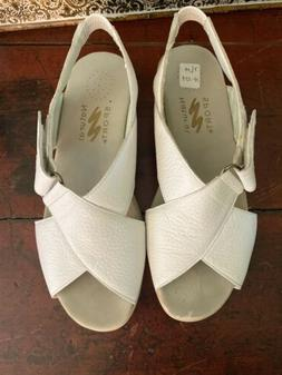 NATURAL SPORT BRAND NEW SIZE 7.5 M WHITE COLOR ORTHOPEDIC SA