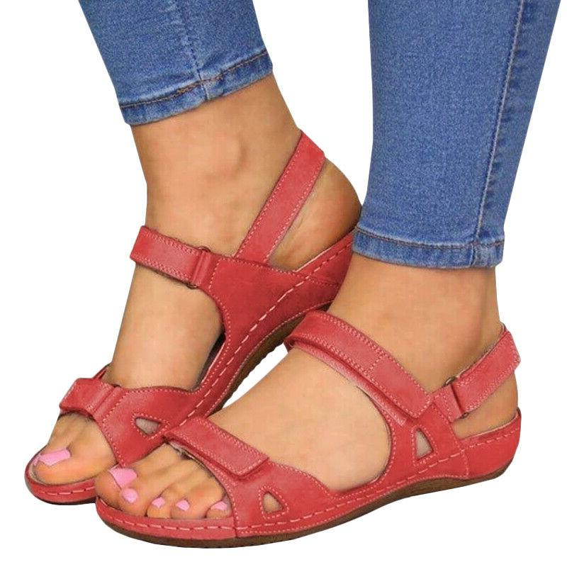 Womens Toe Sandals Casual Daily Shoes