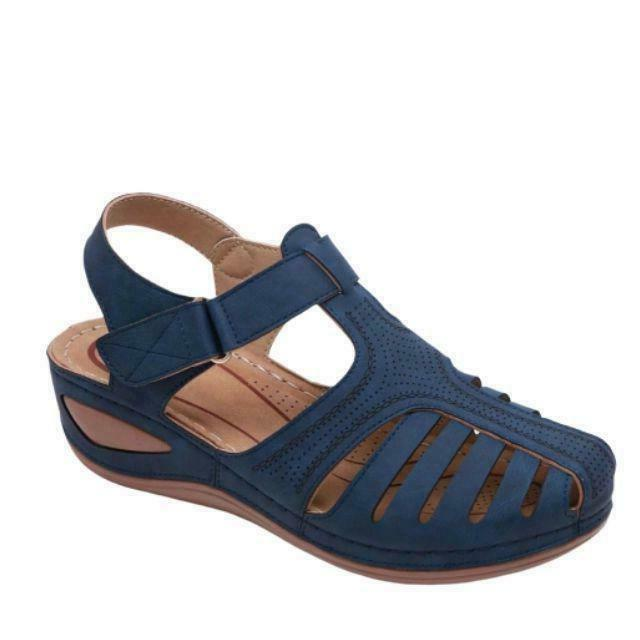 Orthopedic Lightweight Leather Casual