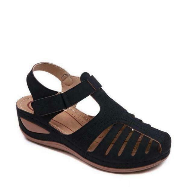 Orthopedic Sandals, 2020 Leather Casual Orth