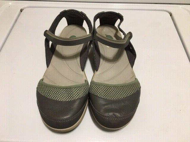 W'S PASAS ANATOMIC FOOTBED SANDALS 9.5M