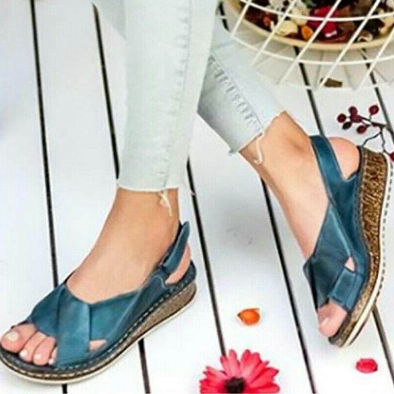 Women Mules Casual Shoes Size