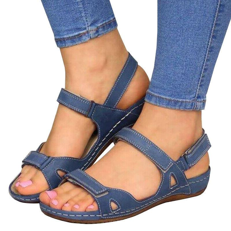 Womens Toe Sandals Summer Casual Daily