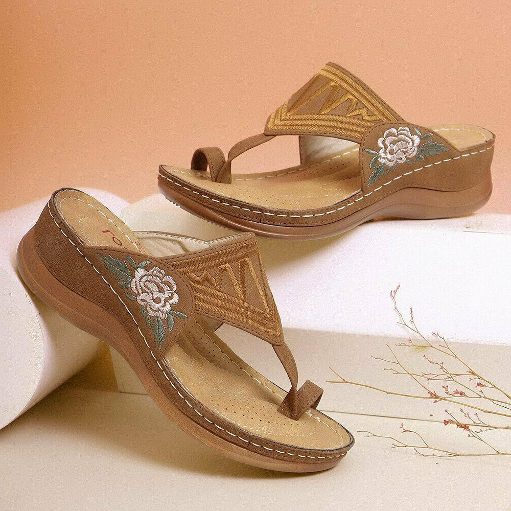 Mules Flops Slippers Flat Shoes