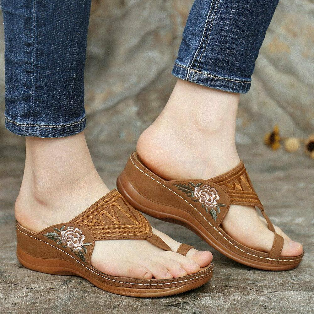Womens Sandals Mules Flops Slippers