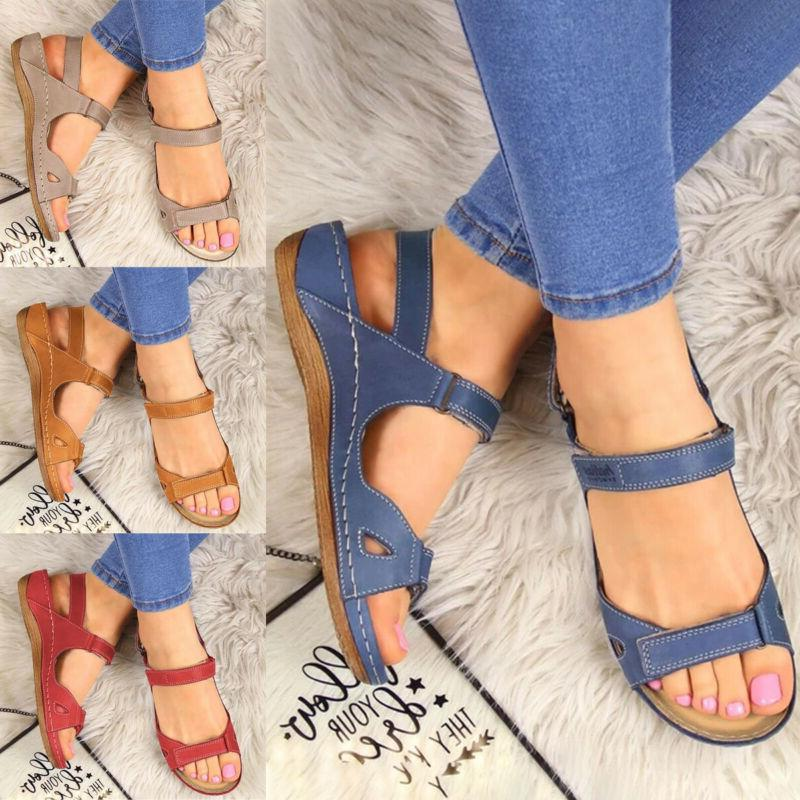 Womens Toe Sandals Casual