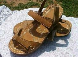 New Light Brown Sandal's Women Premium Orthopedic Open Toe S